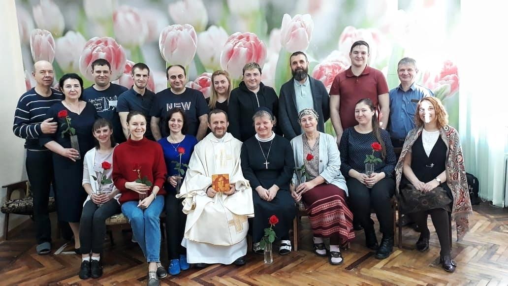 Супружеские встречи прошли в Новосибирске 31 января - 2 февраля 2020 года 1