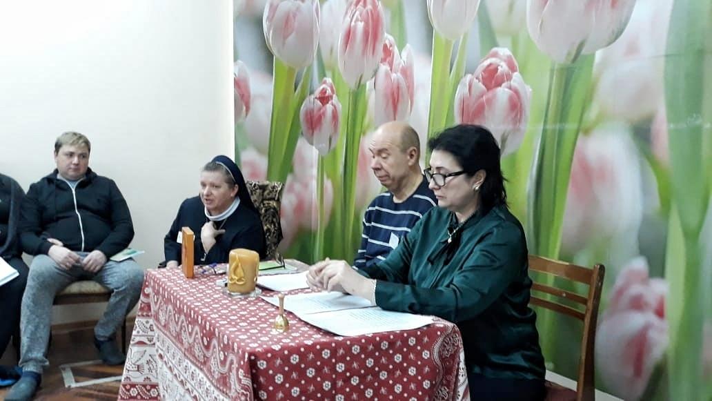 Супружеские встречи прошли в Новосибирске 31 января - 2 февраля 2020 года 3